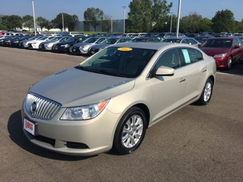 Pre-Owned 2012 Buick LaCrosse Convenience Group FWD 4D Sedan