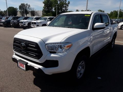 New 2018 Toyota Tacoma SR 4D Double Cab 4WD