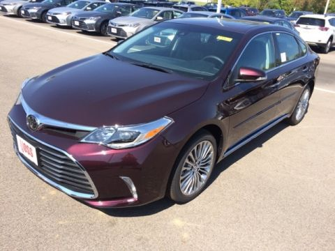New 2018 Toyota Avalon Limited FWD 4D Sedan