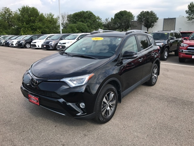 Certified Pre Owned 2017 Toyota Rav4 Sp