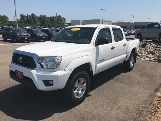 certified pre owned 2015 toyota tacoma std 4d double cab for 26 497 in beavercreek. Black Bedroom Furniture Sets. Home Design Ideas