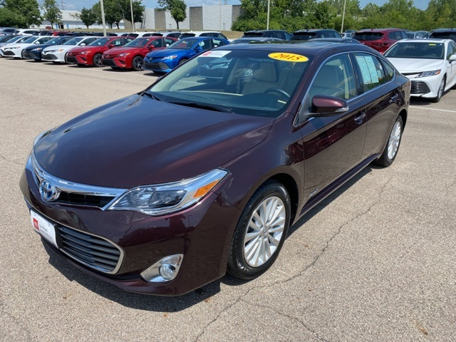 Certified Pre-Owned 2015 Toyota Avalon Hybrid XLE Premium