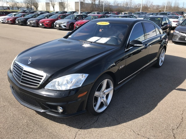 Pre-Owned 2009 Mercedes-Benz S-Class S 63 AMG®