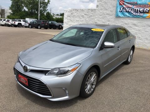 Certified Pre-Owned 2018 Toyota Avalon LTD