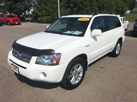 Pre-Owned 2006 Toyota Highlander Hybrid Limited